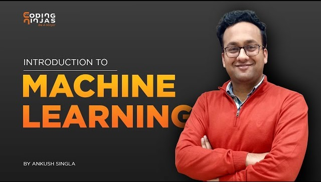 Coding Ninjas Machine Learning Course